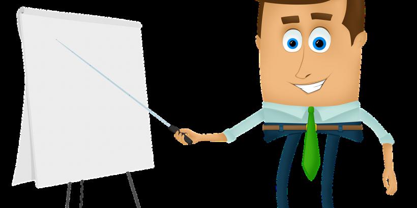 Präsentation und Fachgespräch in der Abschlussprüfung als Fachinformatiker