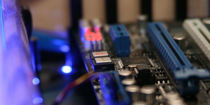 Hardware: Die Hauptplatine