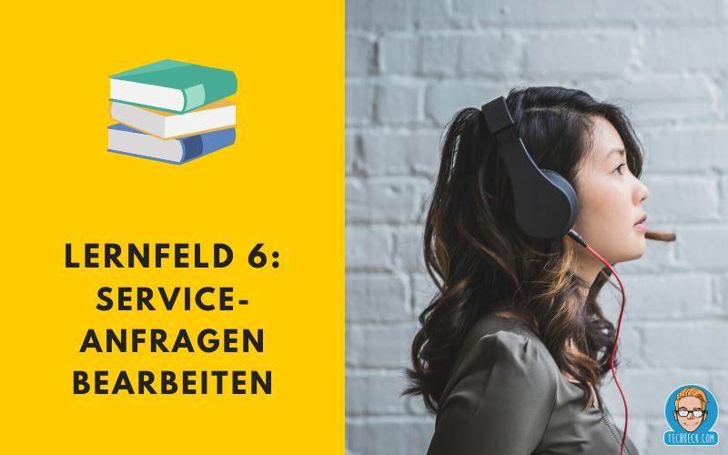 Lernfeld 6 – Fachinformatiker für Systemintegration